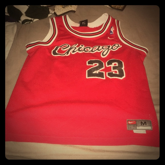 newest 76951 4a0fa Chicago bulls Jordan jersey